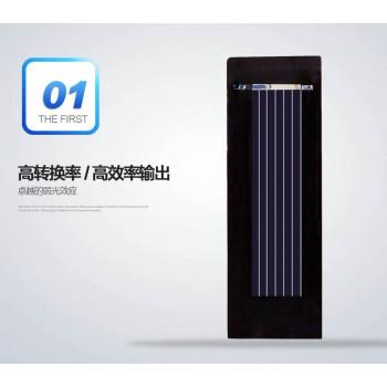 بسته 2 تایی باتری / پنل خورشیدی 0.5 ولت 130 میلی آمپر