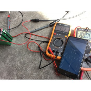 باتری / پنل خورشیدی انعطاف پذیر 5 ولت 25 وات دارای طول 1 متر مناسب برای ساخت سیستم های خورشیدی
