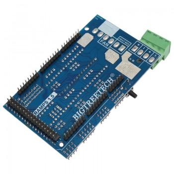 برد کنترلر پرینتر سه بعدی RAMPS ورژن 1.5