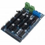 برد کنترلر پرینتر سه بعدی RAMPS ورژن 1.6