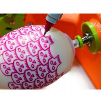 کیت قطعات پلاستیکی ربات طراح Sphere-O-Bot