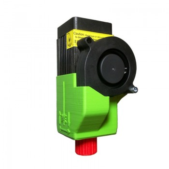 کیت قطعات پلاستیکی هدایت هوا جهت لیزرهای CNC با ابعاد 40*40