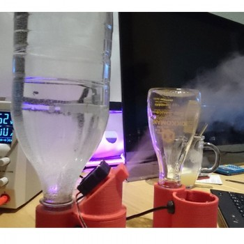 کیت قطعات پلاستیکی بخار سرد رومیزی