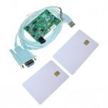 ماژول ریدر / رایتر کارتهای هوشمند 4442 دارای ارتباط RS232