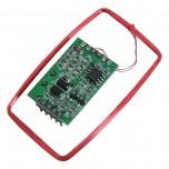 ماژول ریدر RFID دارای فرکانس 125 کیلوهرتز و خروجی سریال
