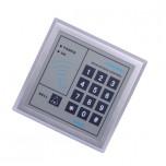 دستگاه کنترل تردد ( اکسس کنترل ) دارای کلید و قابلیت خواندن کارت RFID ( فرکانس 125KHZ)
