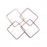 آنتن خارجی RFID دارای فرکانس 13.56MHZ و ابعاد 33MM x 28MM