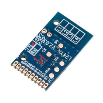 ماژول فرستنده اطلاعات بی سیم L24YK ، دارای فرکانس 2.4G