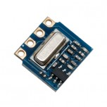 ماژول فرستنده  وایرلس H34A دارای فرکانس 433Mhz