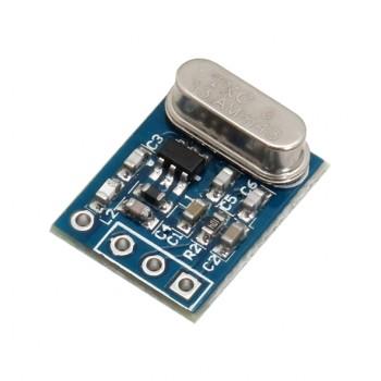 ماژول فرستنده SYN115 با فرکانس 433Mhz ومدولاسیون ASK