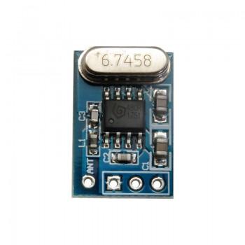 ماژول گیرنده SYN115 با فرکانس 433Mhz ومدولاسیون ASK