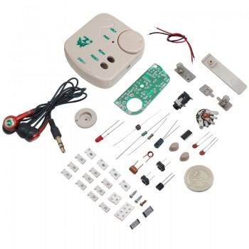 کیت گیرنده رادیویی ZX2031 با پشتیبانی از موج FM