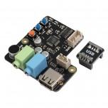 ماژول کارت صدا X350 دارای ارتباط USB مناسب برای برد رسپبری پای
