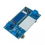 ماژول رگولاتور DC به DC کاهنده  با قابلیت نمایش و تنظیم ولتاژ و جریان خروجی