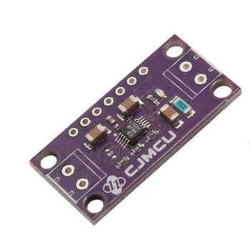 ماژول رگولاتور DC به DC کاهنده LT3042 دارای نسبت حذف نویز 74db و با قابلیت تنظیم جریان خروجی