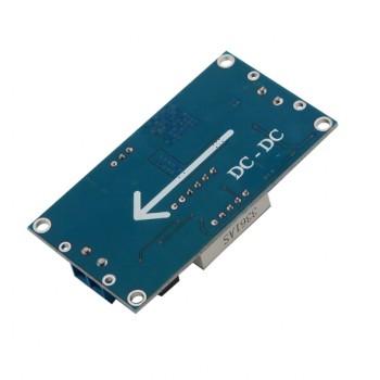 ماژول رگولاتور DC به DC کاهنده 3 آمپر LM2596S داری نمایشگر و قابلیت تنظیم ولتاژ خروجی