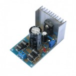 ماژول رگولاتور DC / AC به DC کاهنده LT1083 با قابلیت تنظیم ولتاژ خروجی