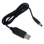 کابل افزاینده ولتاژ DC به DC دارای ورودی USB و خروجی 12V