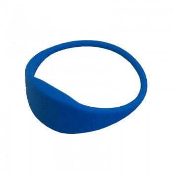 مچ بند سیلیکونی RFID دارای فرکانس  13.56MHz