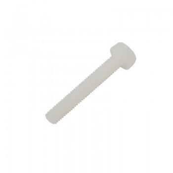 بسته 5 تایی پیچ پلاستیکی گرد M3 به طول 20 میلی متر