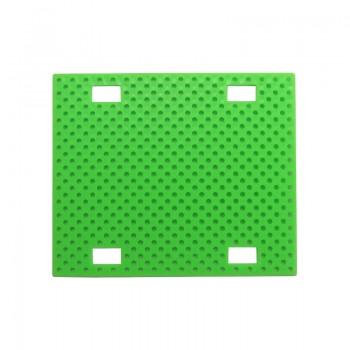 سازه پلاستیکی مشبک کف صاف 90x70 میلی متری