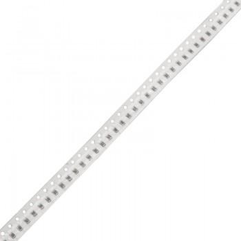 بسته 100 تایی مقاومت SMD دارای ظرفیت 22 کیلو اهم و پکیج 0805