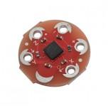 ماژول شتاب سنج سه محوره ADXL335 مناسب برای ساخت پروژه های پوشیدنی ( LilyPad Accelerometer )