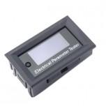 ماژول نمایشگر OLED با قابلیت نمایش ولتاژ ( 100V )، جریان ( 10A ) ، توان ، دما ، ظرفیت ، انرژی و زمان کار