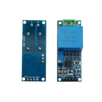 ماژول اندازی گیری ولتاژ ZMPT101B دارای محدوده 250 ولت AC