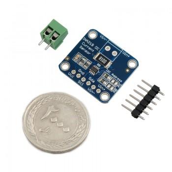 ماژول اندازه گیری ولتاژ جریان  INA219 DC با خروجی  I2C