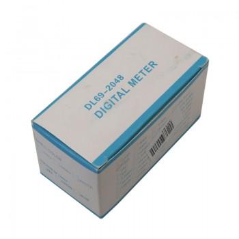 مولتی متر ولتاژ جریان و توان AC مدل DL69-2048 با صفحه نمایش