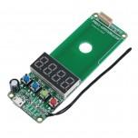 درایور سنسور گرد و غبار GP2Y1051AU0F دارای نمایشگر دیجیتال
