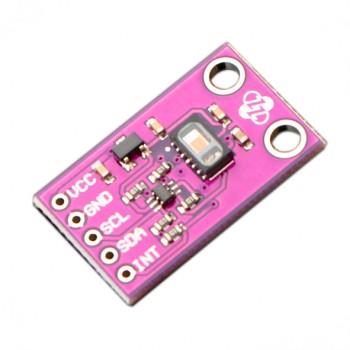 ماژول سنسور تشخیص ذرات MAX30105 مناسب برای ساخت سیستم های اعلام حریق