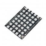 ماژول LED RGB چهل تایی WS2812B