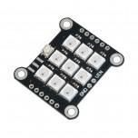ماژول LED RGB نه تایی WS2812B