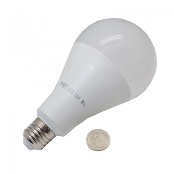 لامپ ال ای دی 24 وات پایه E27