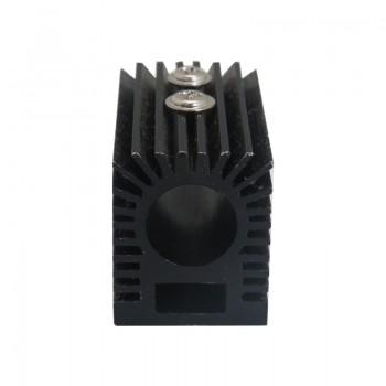 هیت سینک آلومینیومی خنک کننده دیود لیزر 12 میلی متری