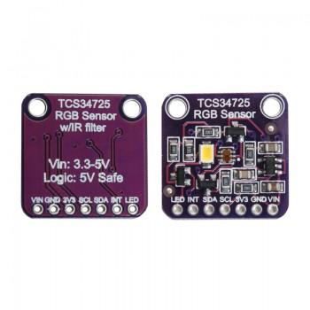 ماژول تشخیص رنگ  TCS34725 RGB