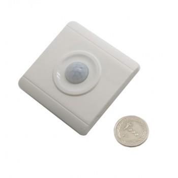 سنسور تشخیص حرکت مادون قرمز دیواری HS2108D ( توکار )