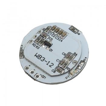 ماژول سنسور تشخیص حرکت مایکروویو دارای زاویه تشخیص 360 درجه
