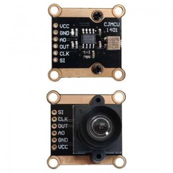 ماژول سنسور خط TSL1401CL CCD دارای زاویه دید 120 درجه
