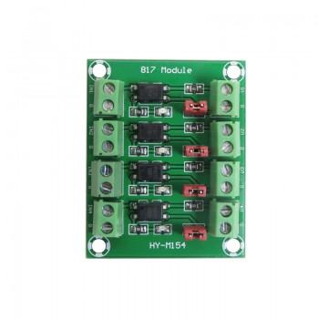 ماژول اپتوکوپلر 4 کاناله PC817