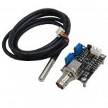 ماژول مانیتورینگ و کنترل سنسور PH همراه سنسور دما