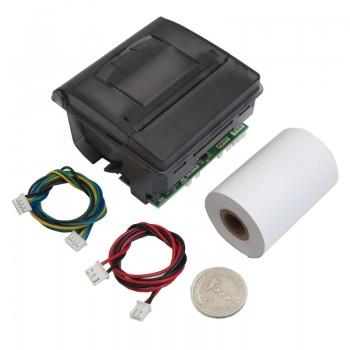 ماژول پرینتر حرارتی مینی EM205 دارای ارتباط  TTL / RS232