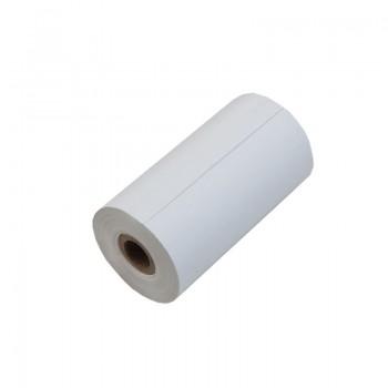 رول کاغذ حرارتی سایز 57 × 30 میلی متر با ماندگاری بالا