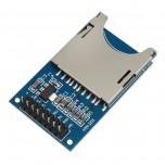 ماژول SD Card Reader با قابلیت خواندن و نوشتن