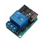 ماژول رله 5 ولت یک کاناله با قابلیت کنترل وایفای ( هسته ESP8266 )