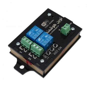 کنترل روشنایی و درب اتوماتیک نوین هوشمند  WIFI/RF