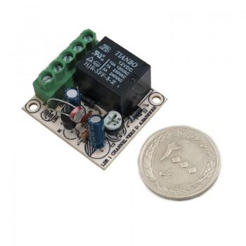 ماژول فتوسل (سنسور نور )12 ولت یک کاناله دارای رله 10 آمپری تولید داخل