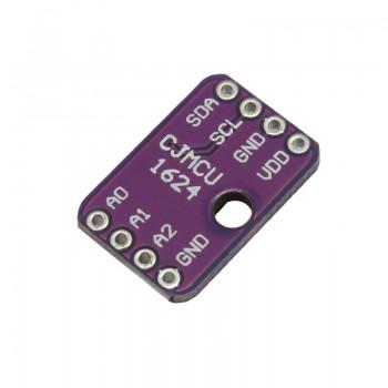 ماژول سنسور دما DS1624 دارای ارتباط I2C و حافظه داخلی
